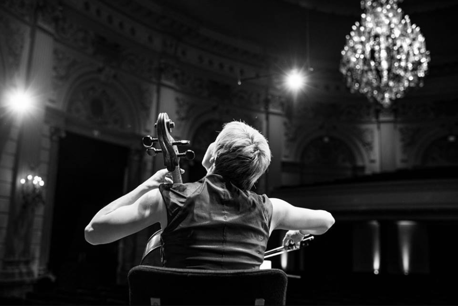 3 maart: Savasana Cello Concert by Quirine Viersen