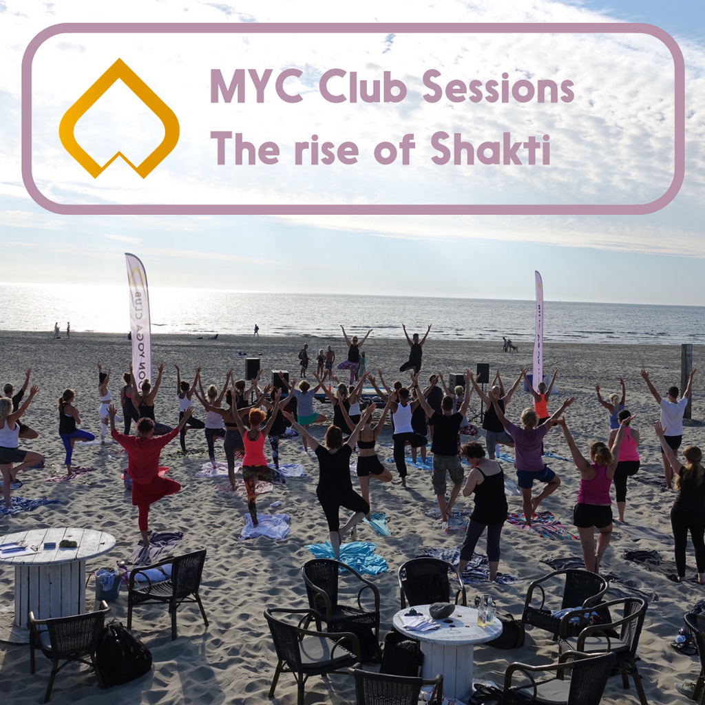 1 september: MYC Club Sessions - The rise of Shakti