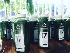 Green Fix Cold Pressed juice