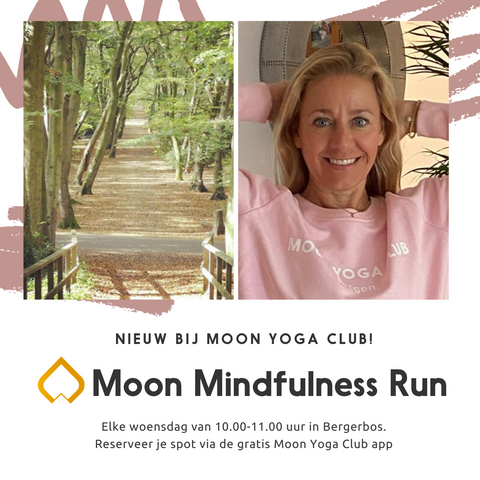 Moon Mindfulness Run