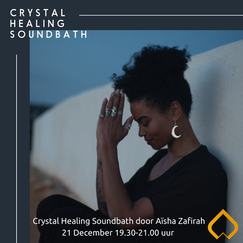 Crystal Healing Soundbath