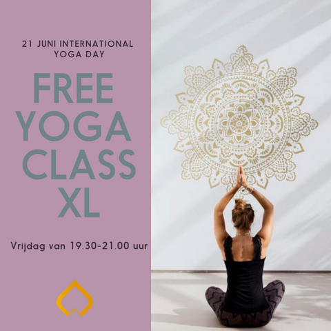 International Yoga Day Free Yoga