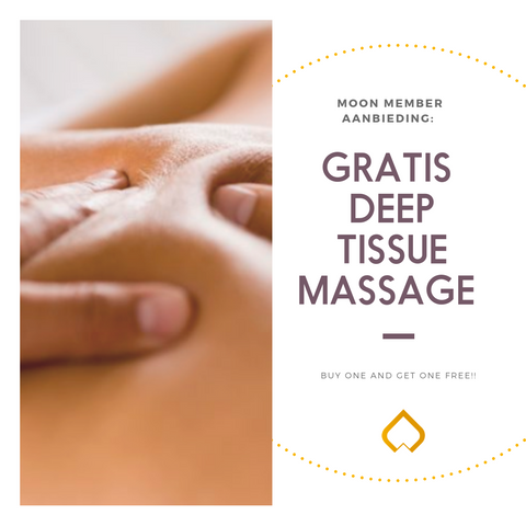 Gratis Deep Tissue Massage