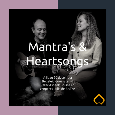 Mantra's & Heart songs