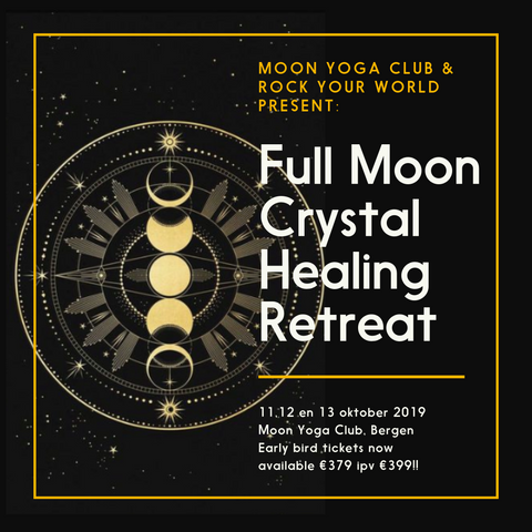 Moon Yoga Club x Rock Your World Retreat