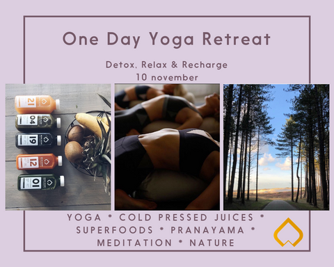 One Day Yoga Retreat - Recharge!