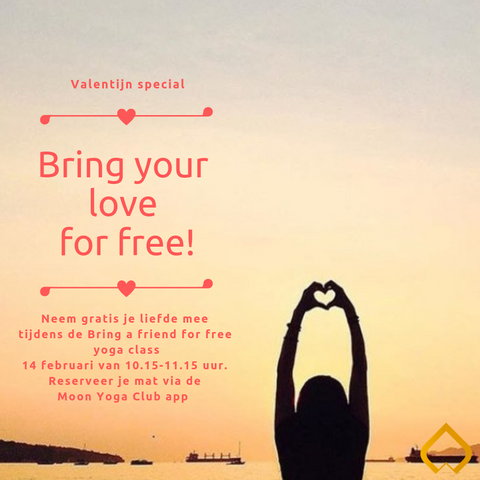 Valentijn special - Bring a friend fro free