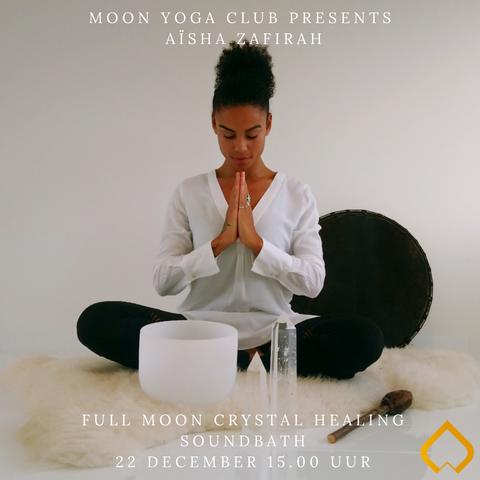 Aisha Zafirah Moon Yoga Club