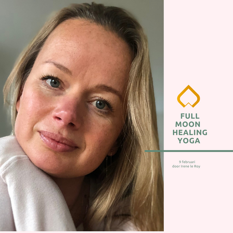 Irene le Roy Full Moon Healing Yoga