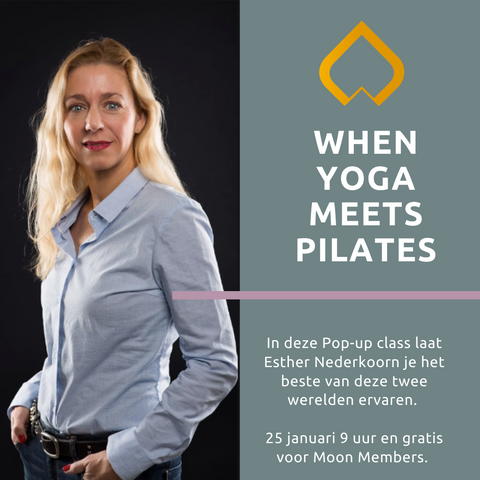 When Yoga meets Pilates