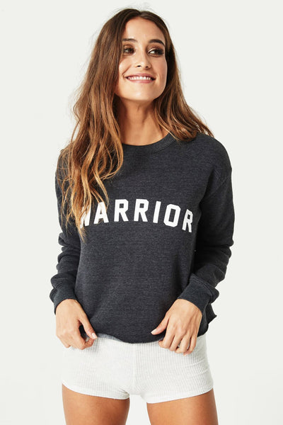 WARRIOR SWEATER