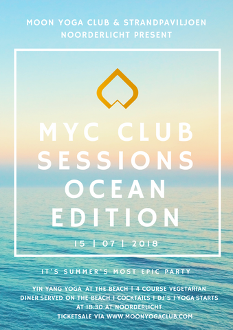 MYC Club Sessions - Ocean Edition