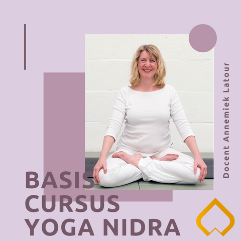 Basis Yoga Nidra opleiding 11 & 12 januari