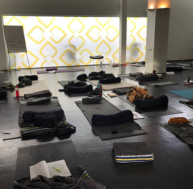 Basis Yoga Nidra opleiding