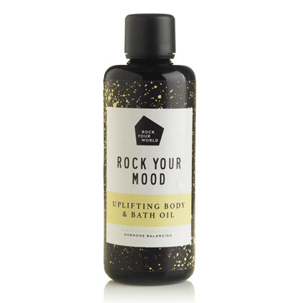 ROCK YOUR MOOD UPLIFTING BODY & BATH OIL