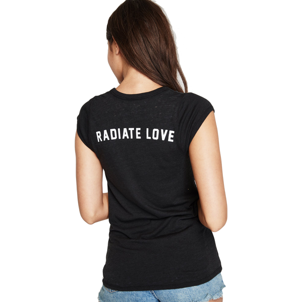 RADIATE LOVE YIN TEE