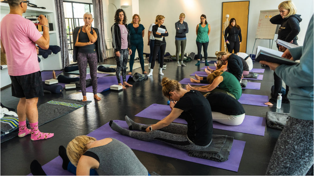 Yin Yoga & Anatomy - 50hrs Teacher Training