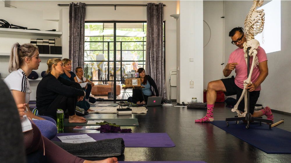 Yin Yoga & Chakra Psychology Teacher Training - 50 hrs