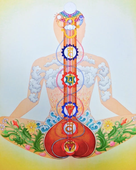 29 maart: STUDY THE WISDOM OF THE CHAKRAS AND THE SCIENCE OF SOUND