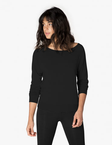 Relaxed Long Sleeve Pullover - Beyond