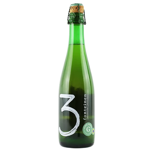 3 Fonteinen Oude Geuze 375ml Bottle