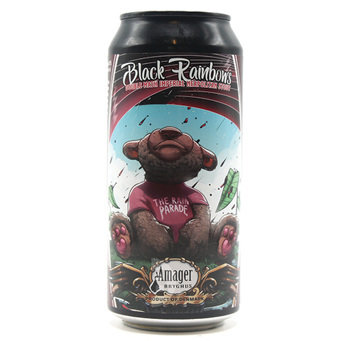 Amager Black Rainbows Imperial Neapolitan Stout 440ml Can