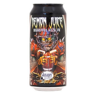 Amager Demon Juice Hazy IPA 440ml Can