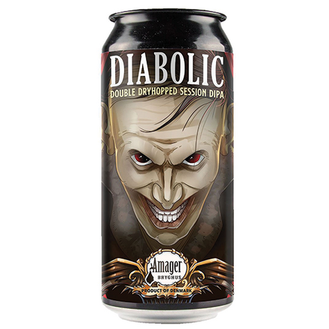 Amager Diabolic Double IPA 440ml Can