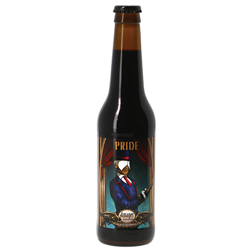 Amager The Sinner Series Pride Imperial Stout 330ml Bottle
