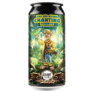 Amager The Amazing Chanting Hobbits 440ml Can