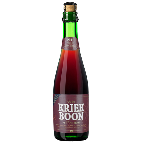 Boon Oude Kriek 375ml Cheapest Beer in Singapore with Free Delivery