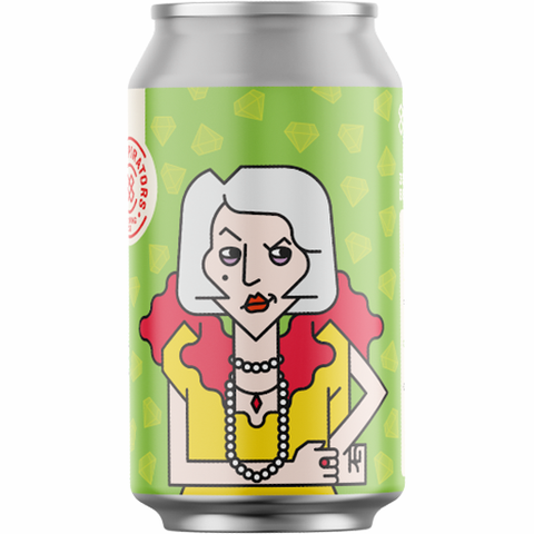 Co-conspirators The Matriarch (35.5 CL) NE IPA 6.5% ABV