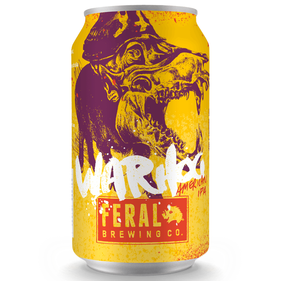 Feral War Hog 375ml Can