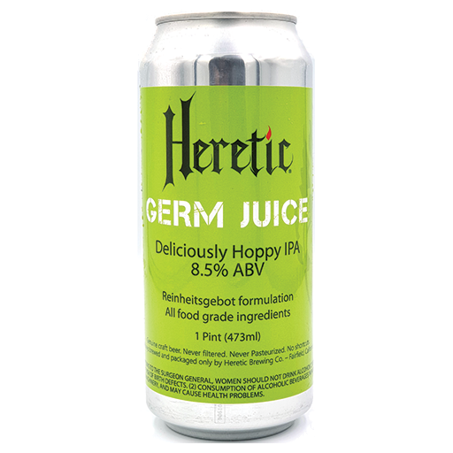 Heretic Germ Juice Double IPA