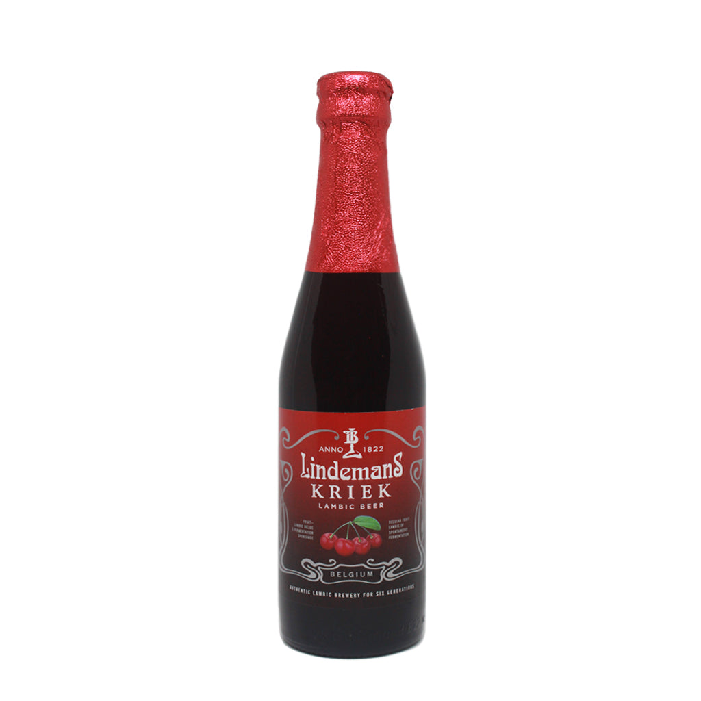 Lindemans Kriek Cherry (250ml) Cherry Lambic Cheapest Beer in Singapore with Free Delivery
