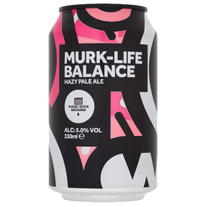 Magic Rock Murk Life Balance Hazy Pale Ale