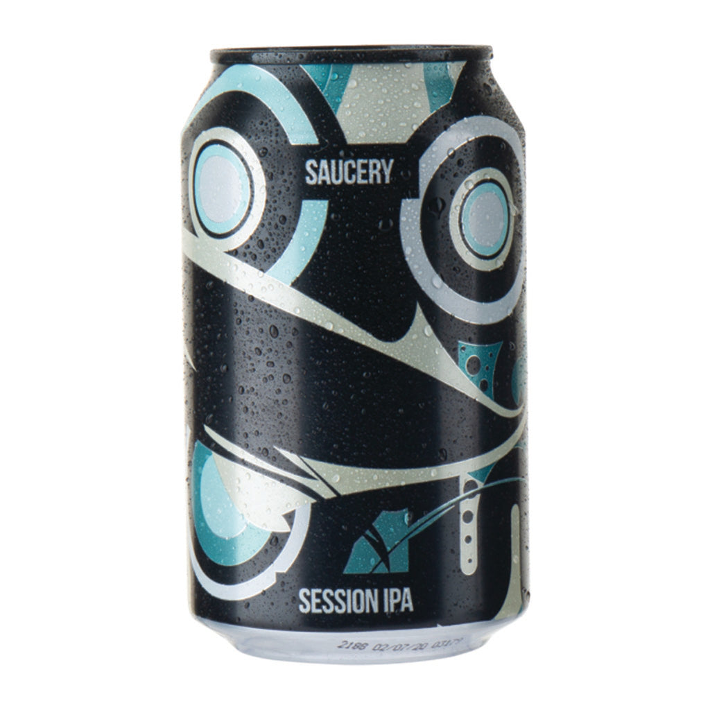 Magic Rock Saucery (330ml Can) Gluten Free Session IPA 3.9% ABV