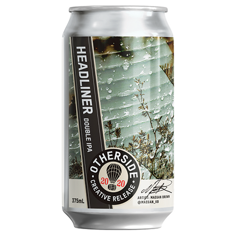Otherside Headliner Double IPA