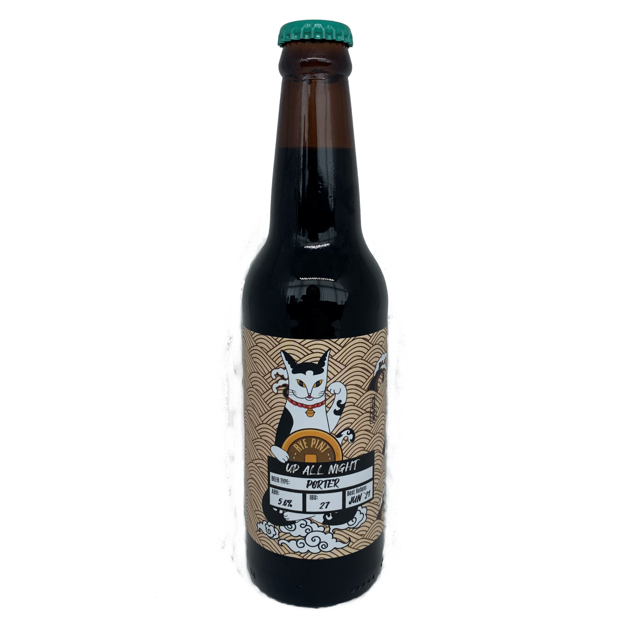 Rye & Pint Up All Night 330ml Bottle
