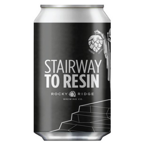 Rocky Ridge Stairway to Resin IPA 375ml Can