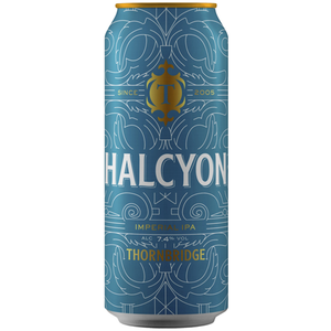 Thornbridge Halcyon (44 CL) IMPERIAL IPA 7.4% ABV
