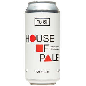 To Ol House of Pale New England Pale Ale 5.5% ABV