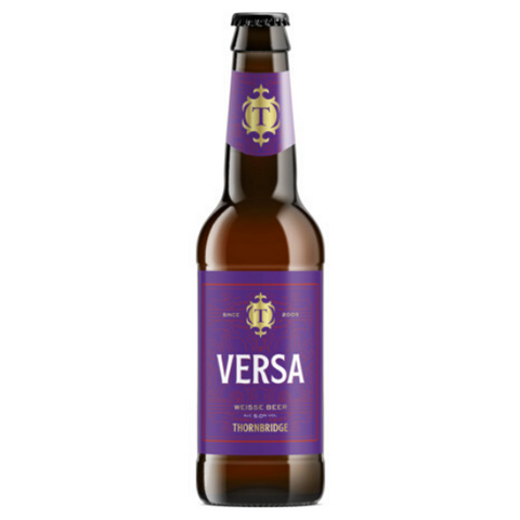 Thornbridge Versa Weisse Beer 330ml Bottle