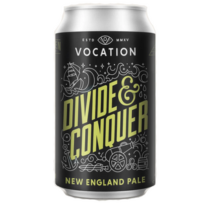 Vocation Divide & Conquer 330ml Can