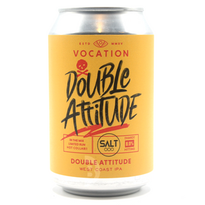 Vocation Double Attitude 330ml Can