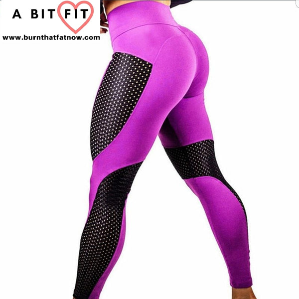 Push Up Women Leggings High Waist