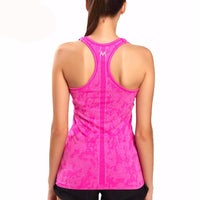 Yoga Tank Top Sleeveless Breathable Quickdry