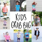 Kids mystery tee grab bag