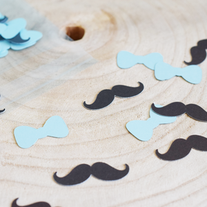 Little Man Table Confetti