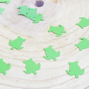 Turtle Table Confetti